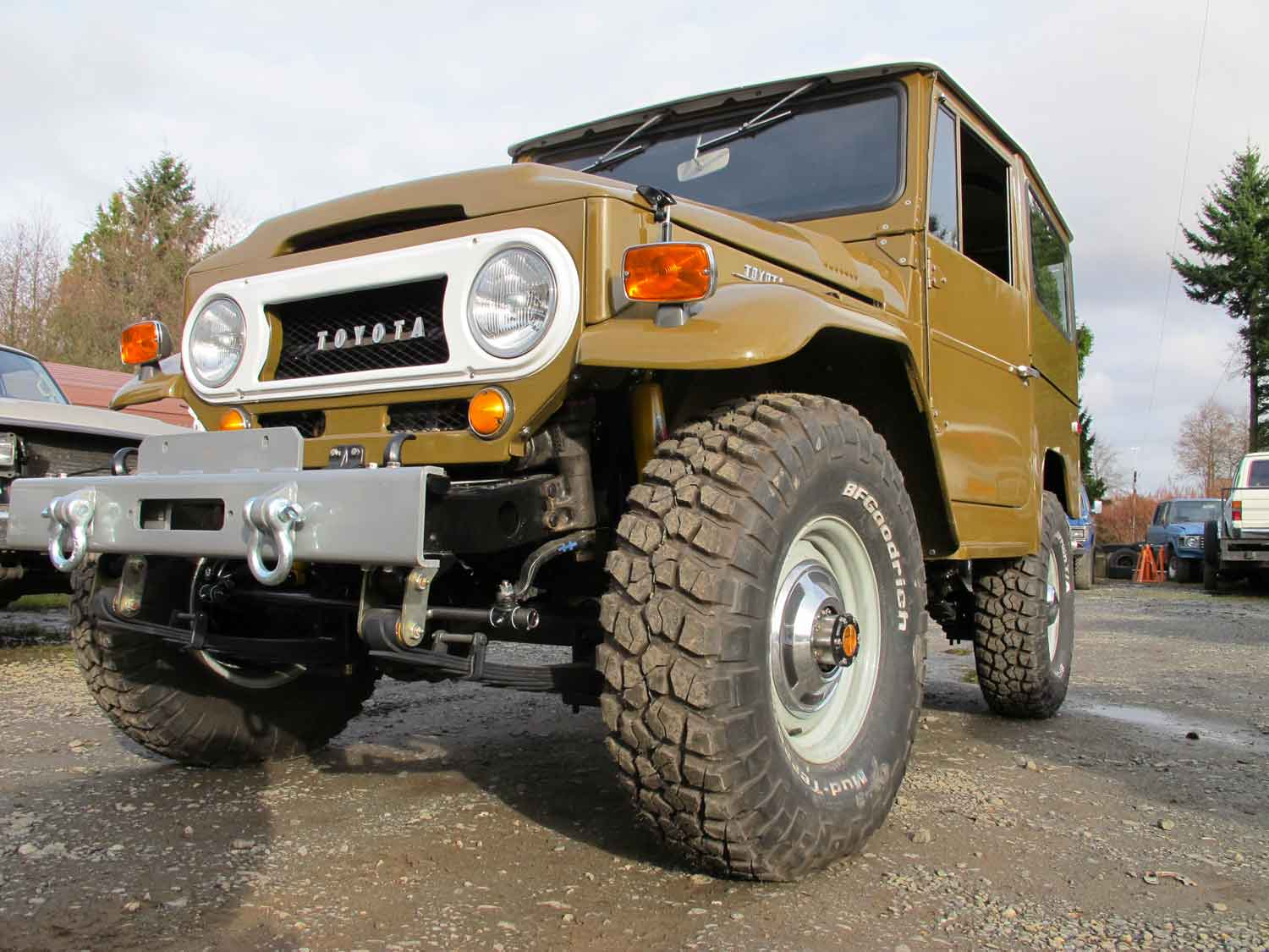FJ40 Restoration » Torfab » The NW destination for Land Cruisers
